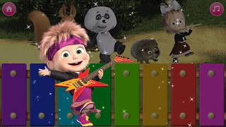Masha and The Bear Songs - Games