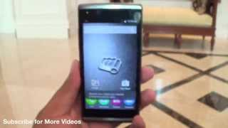 Micromax Canvas Fire 4G Hands on Review