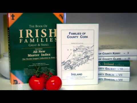 County Cork; Barry Family genealogy; Ogham stones in Ireland IF #182