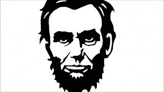 How to Draw Abraham Lincoln Step by Step
