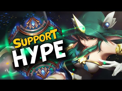 HYPE MONTAGE FOR SUPPORT MAINS! (Episode 8)