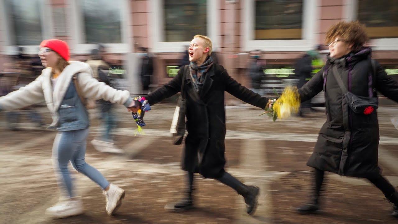 شاهد: كيف احتفلت نساء أوروبا بيوم المرأة العالمي؟  - نشر قبل 4 ساعة
