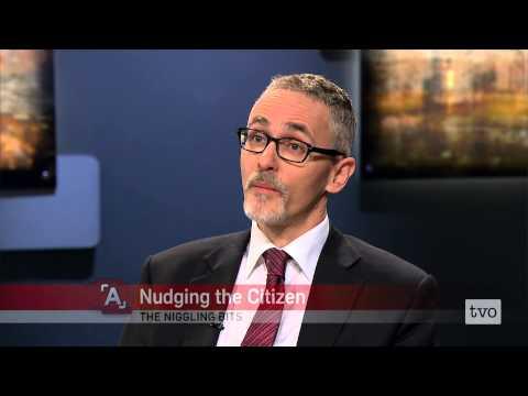 David Halpern: Nudging the Citizen