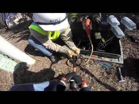 How To Change Out A Padmount Transformer