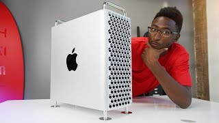 Gambar cover Mac Pro Unboxing & Second Impressions: The Power is Back!