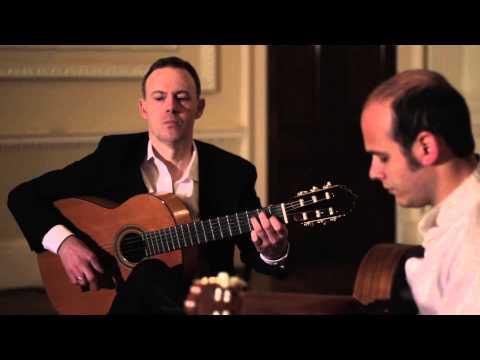 Flamenco Guitar Duo UK Rumba ( Echoes of Spain)  David Shepherd and Juan Casals Mendoza