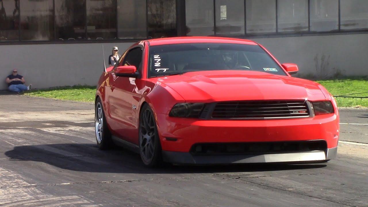 Coyote Body Race Car