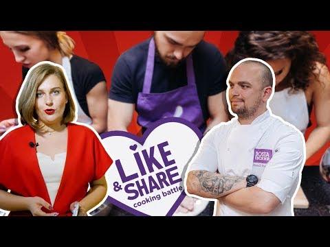 Достаевский Like&Share Cooking Battle — кулинарное состязание питерских блогеровиз YouTube · С высокой четкостью · Длительность: 6 мин15 с  · Просмотры: более 3.000 · отправлено: 13.10.2017 · кем отправлено: Достаевский