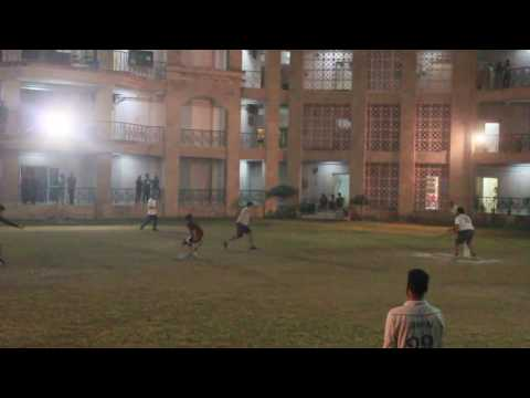 Faculty Vs. Students Cricket 2016 NUJS