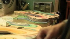 PRISMA GUITARS: Guitars Made From Skateboards