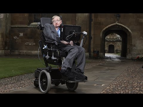 Remembering Stephen Hawking, Groundbreaking Physicist and Advocate for Climate, Palestine & Peace