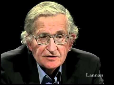 Chomsky and Tariq Ali - Pt 1 - Reading