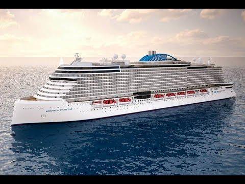Norwegian Cruise Line's Next Generation Leonardo Class Ships