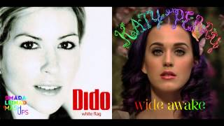 Dido vs. Katy Perry - Wide Flag