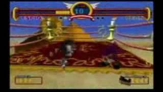 Sonic the Fighters: Giza (Espio) vs _jFK (Bean)