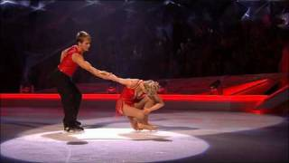 Zoe Salmon & Matt Evers Dancing On Ice Week 3