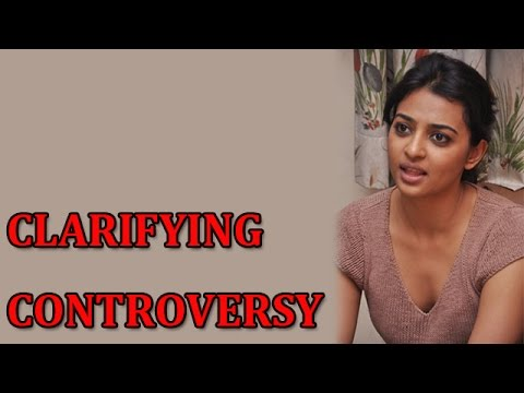 Radhika Apte Talks To zoOm On Her 'Fake Nude Picture' Controversy   Hunterr Movie