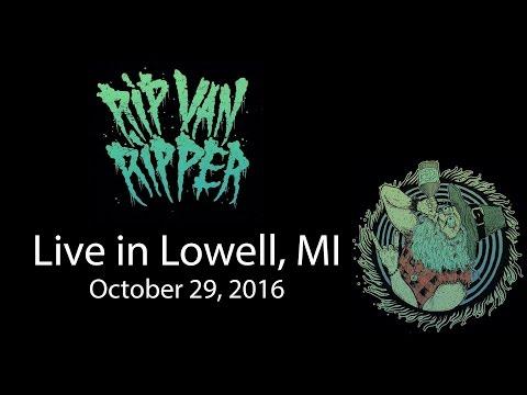Rip VanRipper LIVE in Lowell, MI - Oct 29, 2016