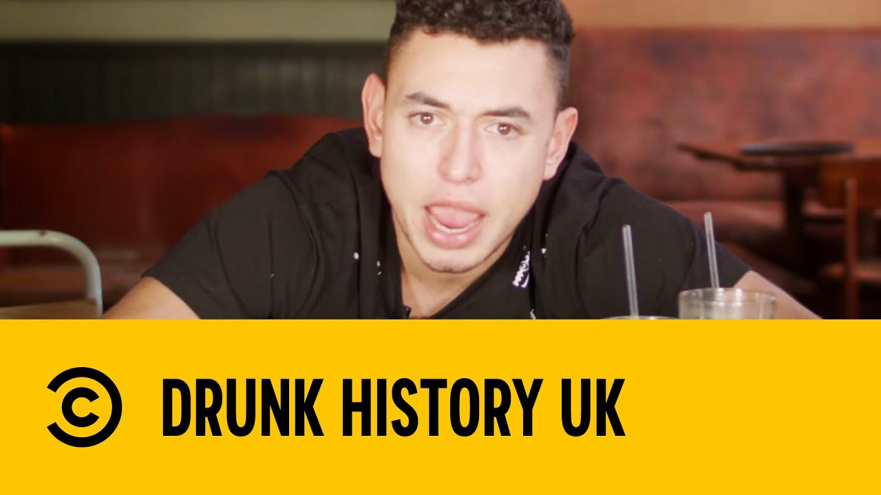drunk history uk christmas special