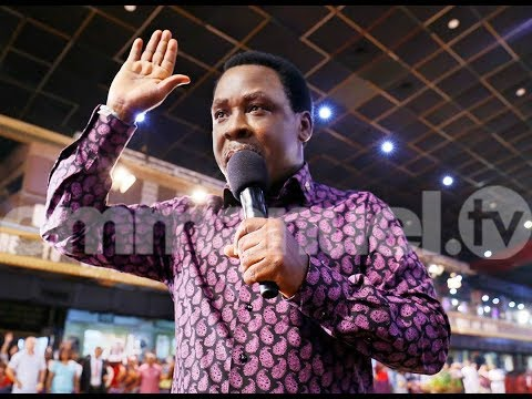 SCOAN 29/10/17: Powerful Mass Prayer & Deliverance with TB Joshua