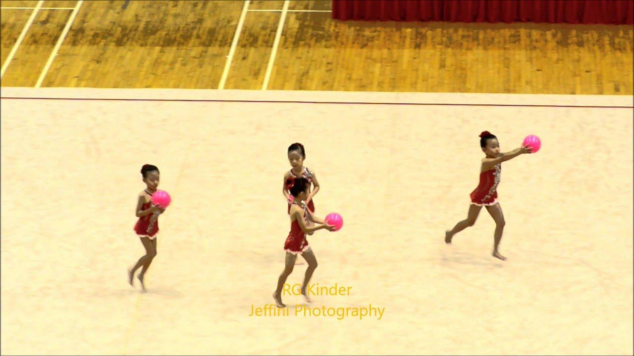 Winwin gymnastics - 8th National Rhythmic Gymnastics 2016 Rg Kinder By Jeffini Photography