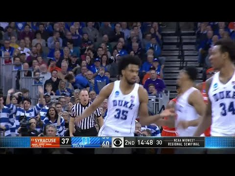 Duke, Kansas and the marquee m duke basketball