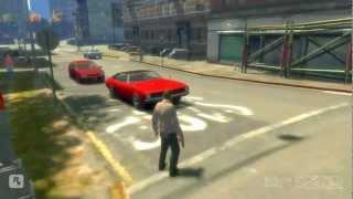 Homicide GTA IV