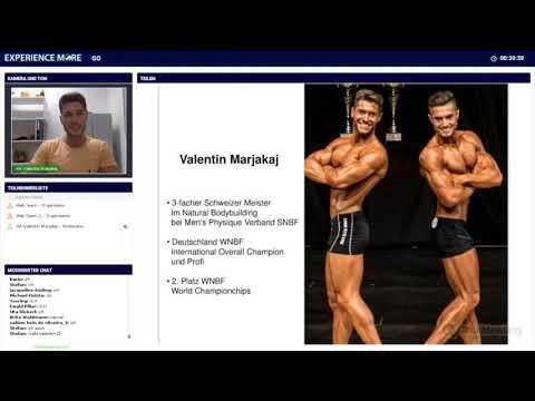 Valentin Marjakaj_Natural Bodybuilding