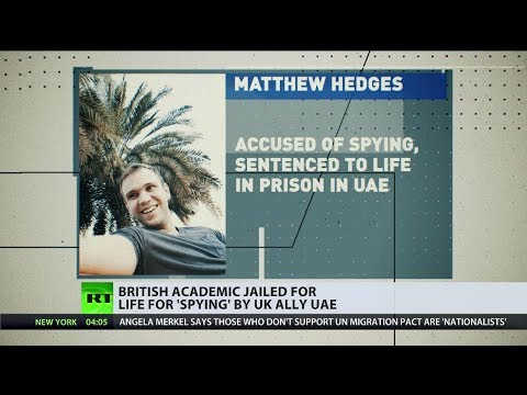 "Almond: ""UAE thinks economically weak UK can't push 'spying' case"""