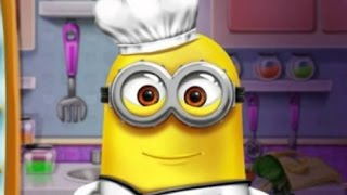 Minions Real Cooking Full Gameplay Walkthrough