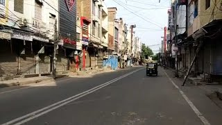 Delhi: Lockdown in force, Asia's largest readymade garments market remains deserted