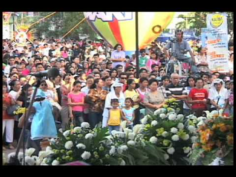 Philippine Travel Guide : Ati-Atihan Festival in Kalibo (Part 2 of 4)