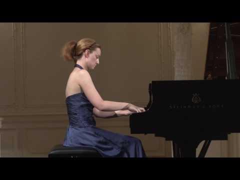 Varvara Nepomnyashchaya (piano) English Hall of St. Petersburg Music House 2015-08-19 Part 1