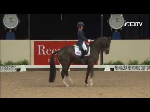 Reem Acra FEI World Cup™ Dressage Final 2015 Las Vegas - Freestyle News