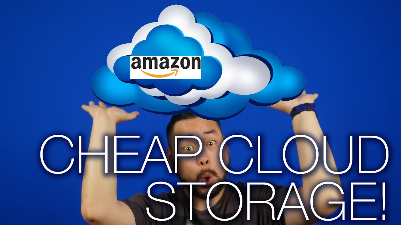 Amazon ends its unlimited cloud storage plan