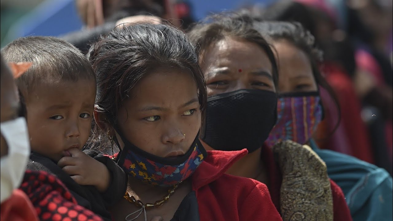 Nepal Earthquake Survivors Targeted By Human Traffickers -3533