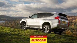 Promoted | Mitsubishi Shogun Sport: From Lake To Peak | Autocar