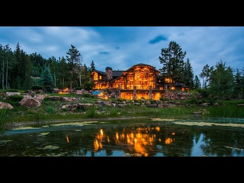 Absolute Auction Oct 3rd // 132 White Pine Canyon Rd, Park City, Utah