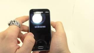 видео обзор смартфона Samsung SM J105H Galaxy J1 mini 8 ГБ черный