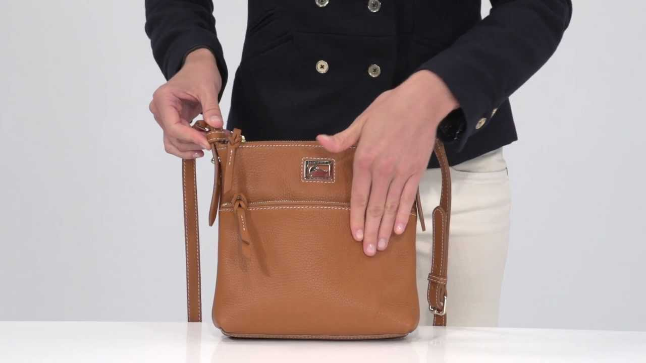 Dooney & Bourke Dillen Letter Carrier (6L935)   YouTube