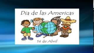 Hoy 14 de abril se celebra el día del Panamericanismo