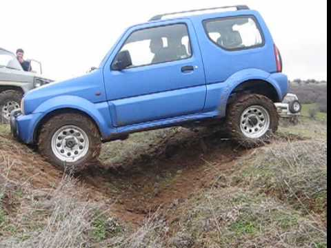 Jimny Offroad around Veliko Tarnovo 10.01.2010