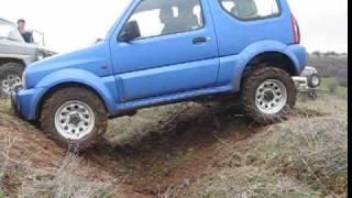 Suzuki Jimny Extreme Offroad Testing