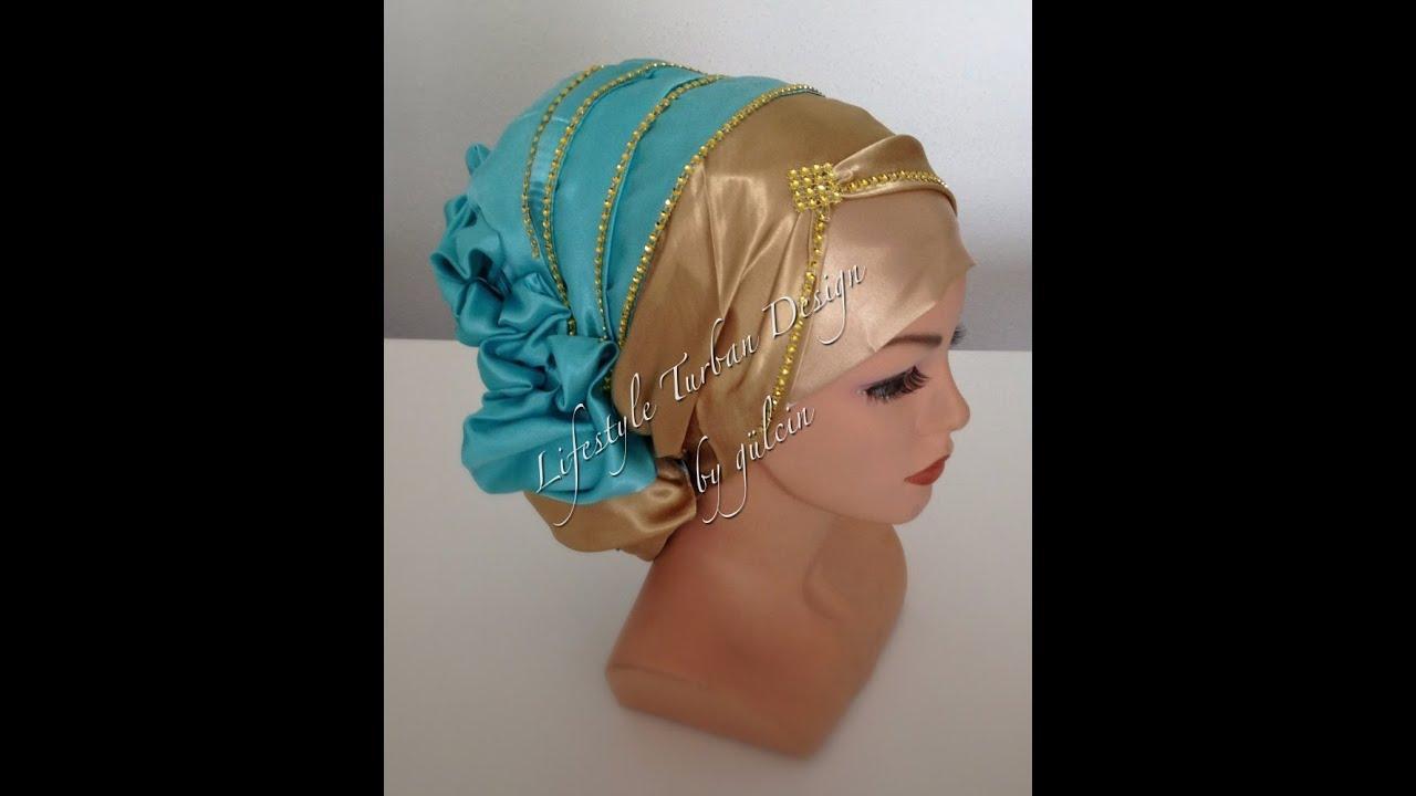 Turkish Hijab Style / Hazir Türban - YouTube