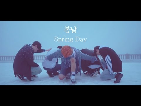 [EAST2WEST] BTS (방탄소년단) - 봄날 (Spring Day) Dance Cover (Boys ver.)