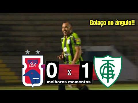 Parana América Mineiro Goals And Highlights