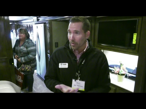LIVE walk through of our Venetian lineup at the 2018 Florida RV SuperShow