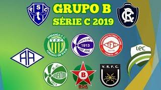 Série C 2019: Paysandu e Remo estarão no Grupo B com times do Sul e Sudeste