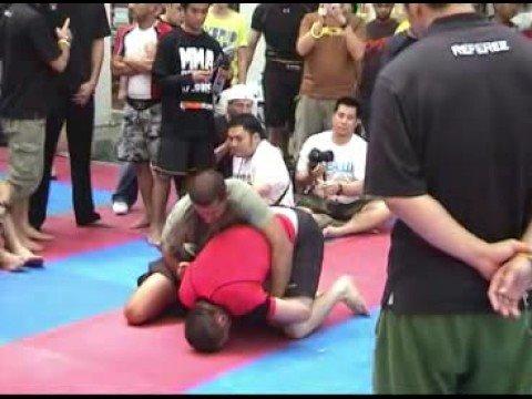 2007 Mundial Nogi Black Belt Bronze medalist Tony ...