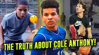 """""""I Wanna Be The BEST To Ever Do It."""" What REALLY Drives Cole Anthony 😱"""